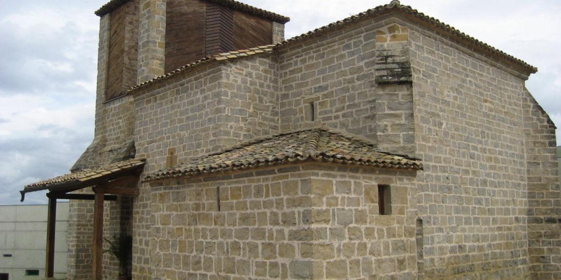 Iglesia en Gorraiz