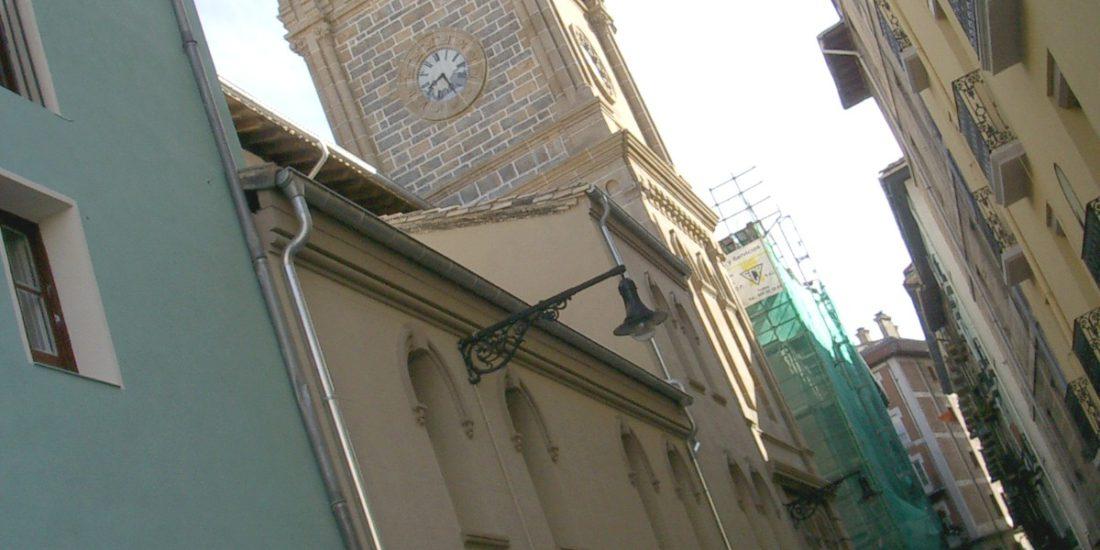 Iglesia Parroquial San Agustín - Pamplona