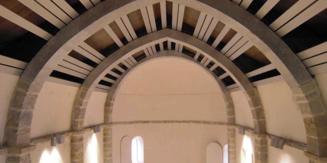 Antigua Iglesia en Sarriguren