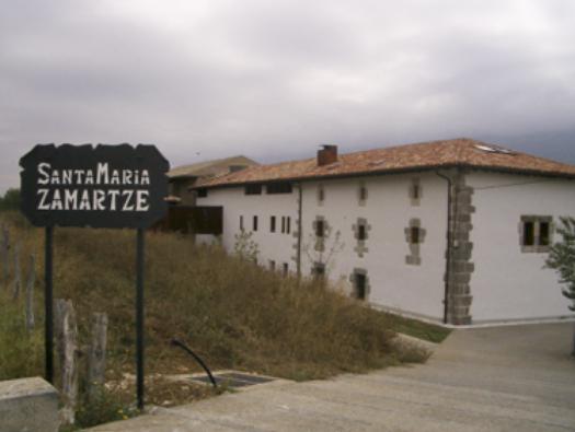 Monasterio de Santa María de Zamartze