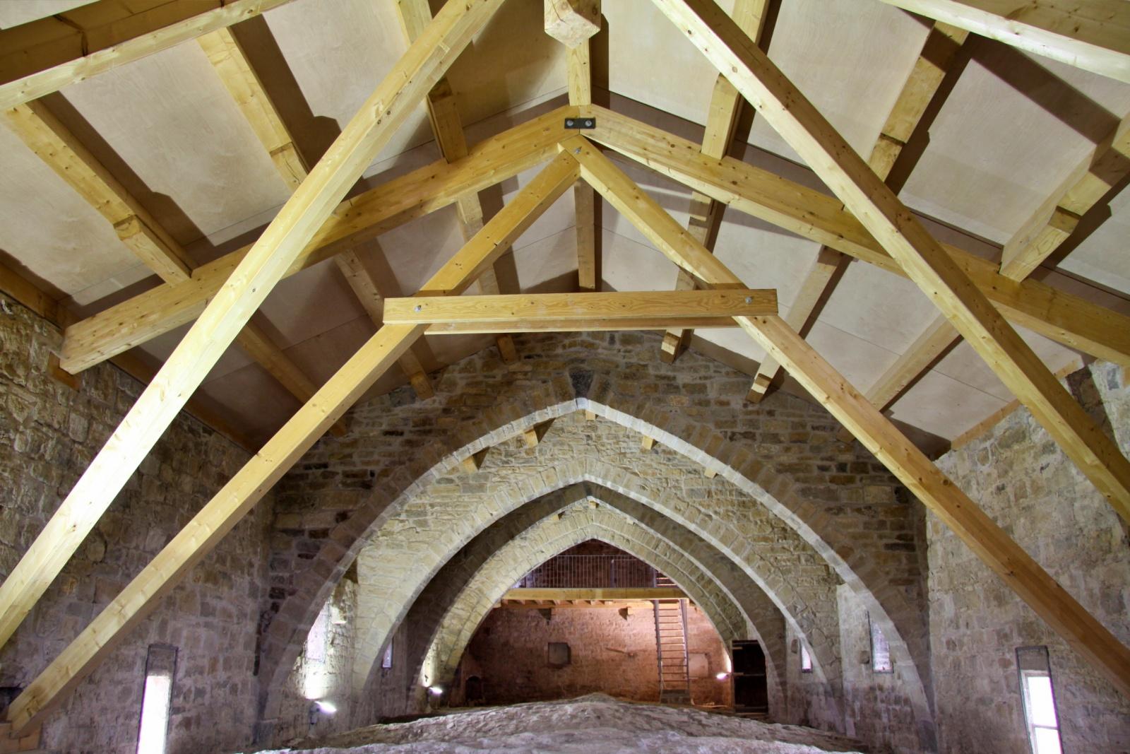 Iglesia en Urroz - Villa