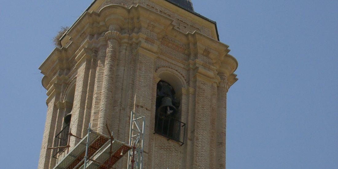 Torre de la Iglesia de Cascante