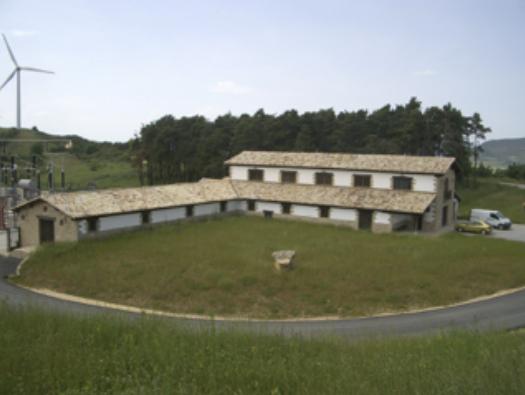 Subestación Parque Eólico de Codes
