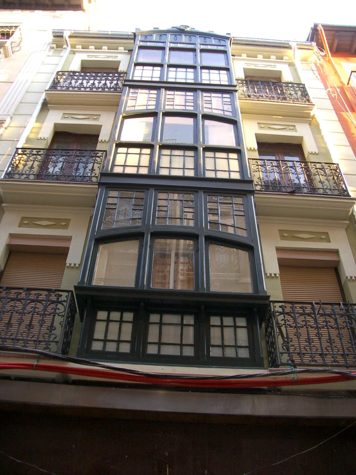 Edificio Calle San Nicolas